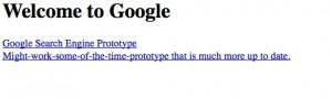 Google.com on November 11, 1998